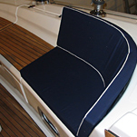 Indoor and outdoor upholstery